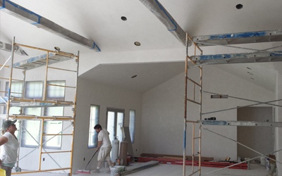 New Construction Plaster